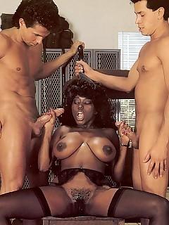 Retro Interracial Sex Pics